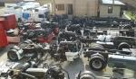 грузовых автомобилей и полуприцепов из Европы