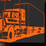 Разбор грузовиков на Гаражной