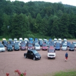 Разбор микроавтобусов